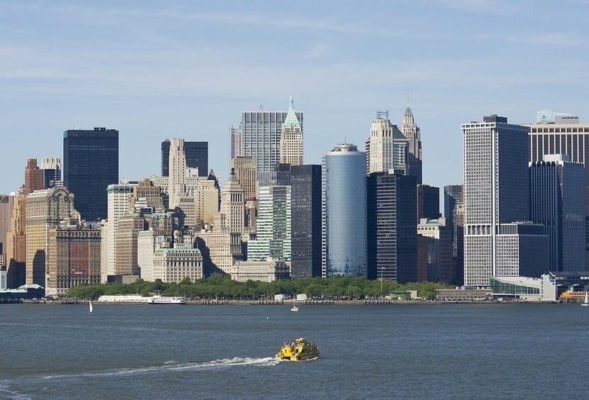 Nueva York viaje en noviembre