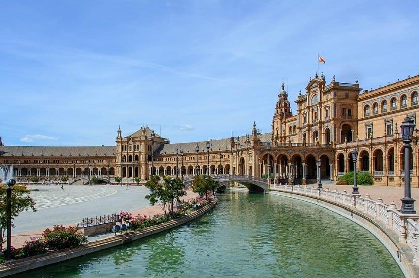 Sevilla en Noviembre