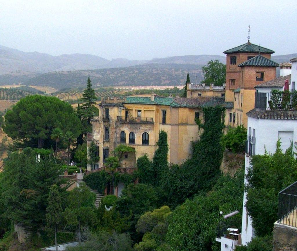 Casa del rey Moro en Ronda