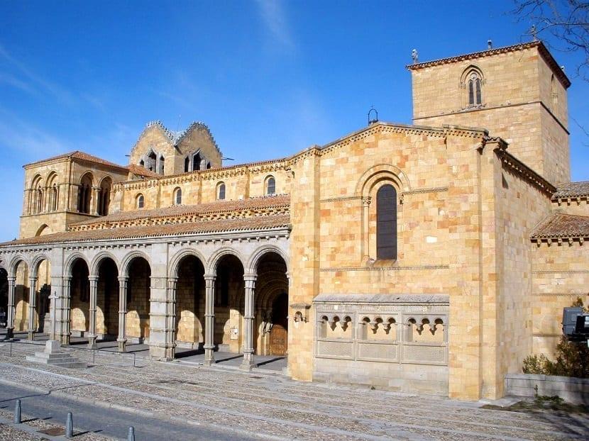 Basílica San Vicente Ávila