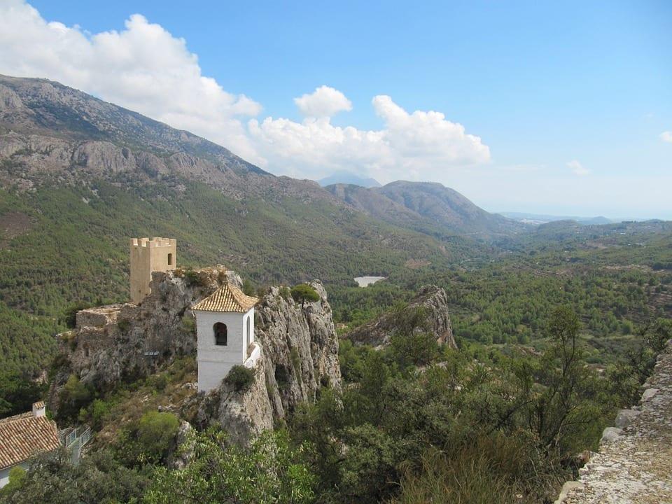 Guadalest en Alicante