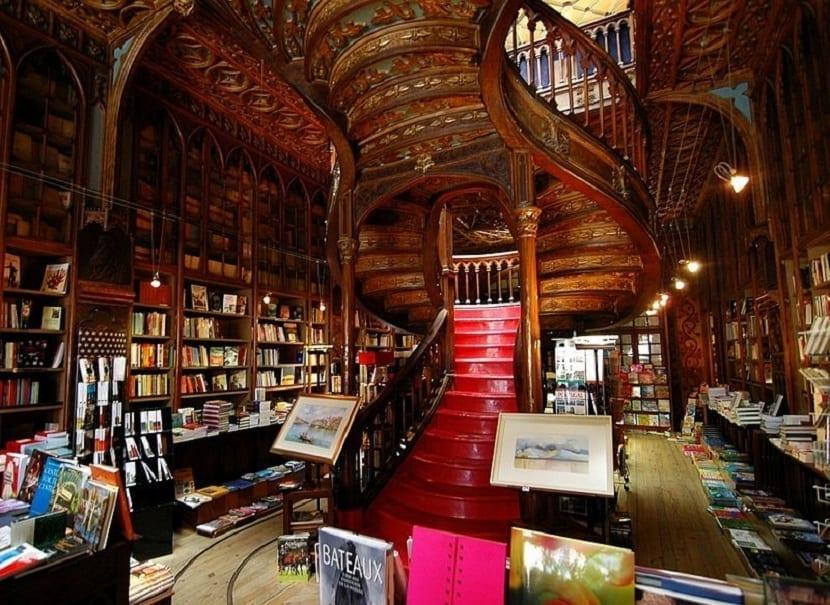 Librería de Oporto