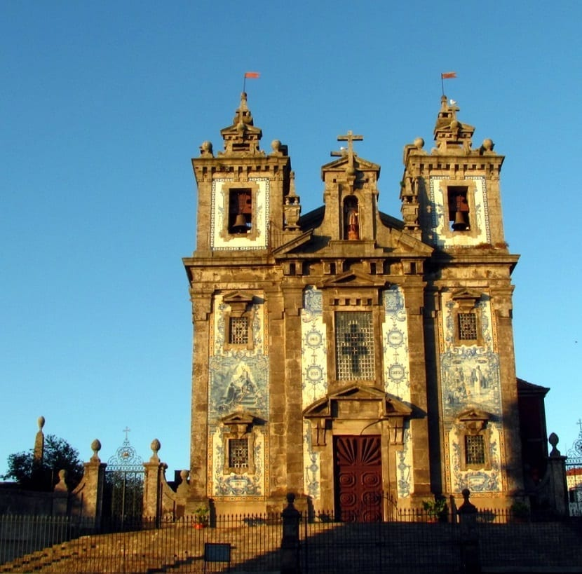 Iglesia Oporto