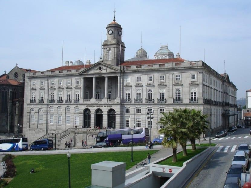 Palacio de la bolsa