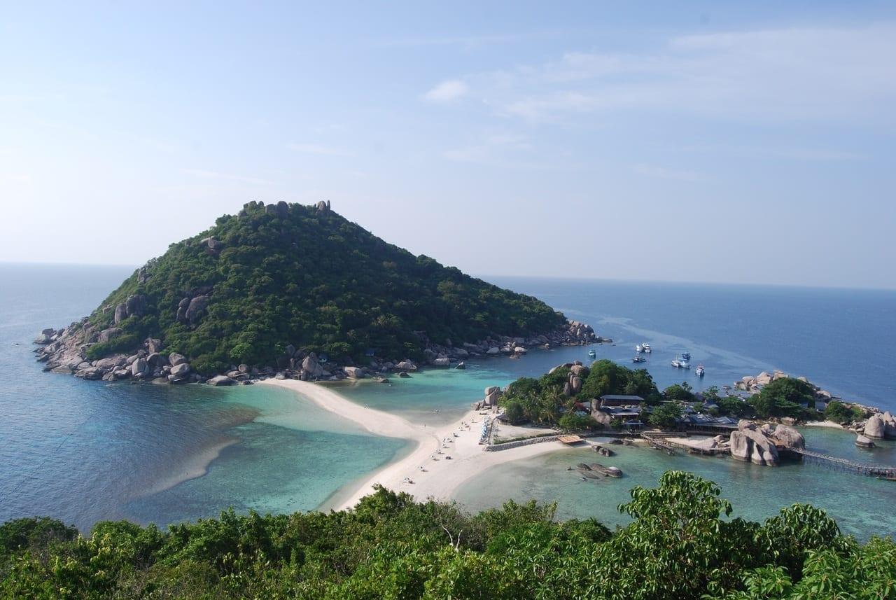 Playa Ko Nang Tailandia