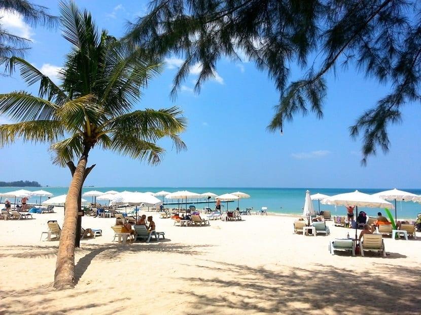 White Sand Beach Tailandia