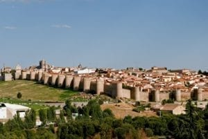 Ver Ávila en un día
