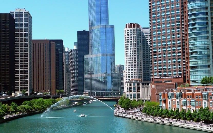 Viajar a Chicago en Octubre