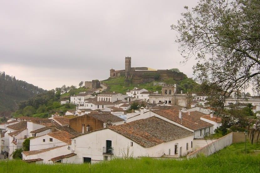 Almonaster Huelva