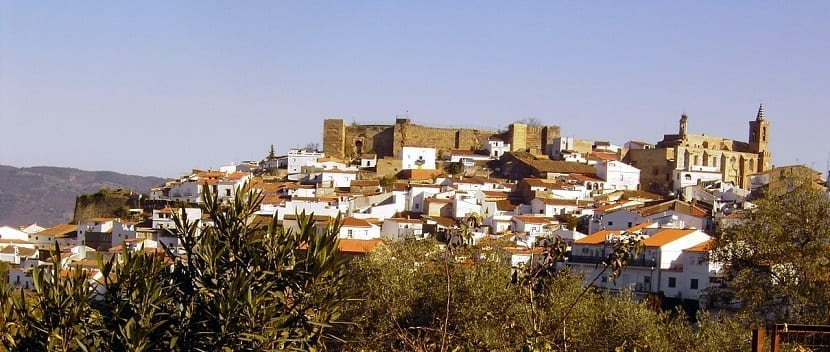 Aroche Huelva