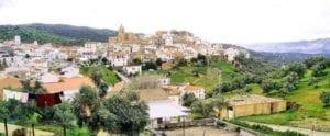Aroche Pueblo de la Sierra