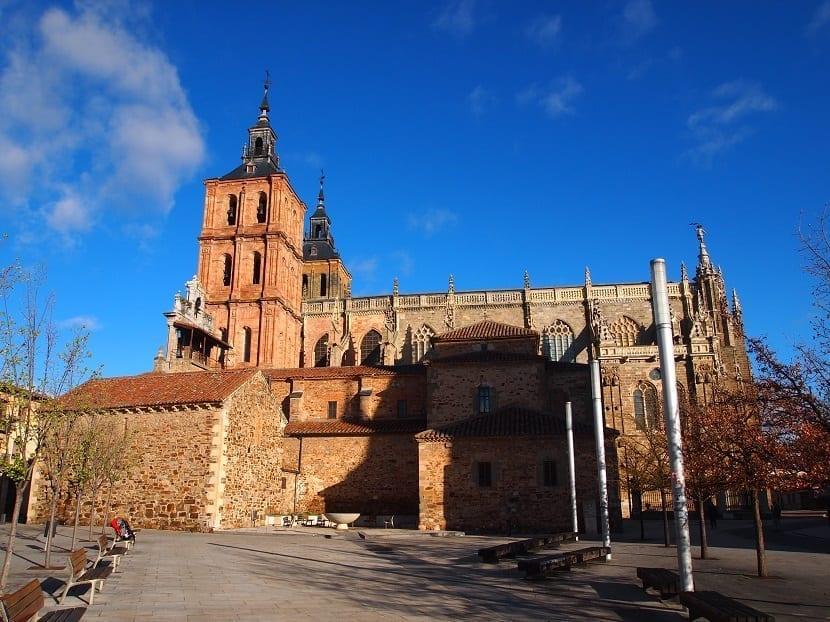 Iglesia de Santa María en Astorga