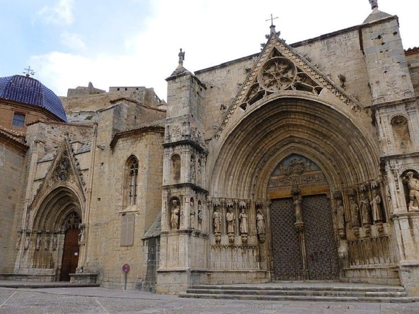Iglesia de Santa María de Morella