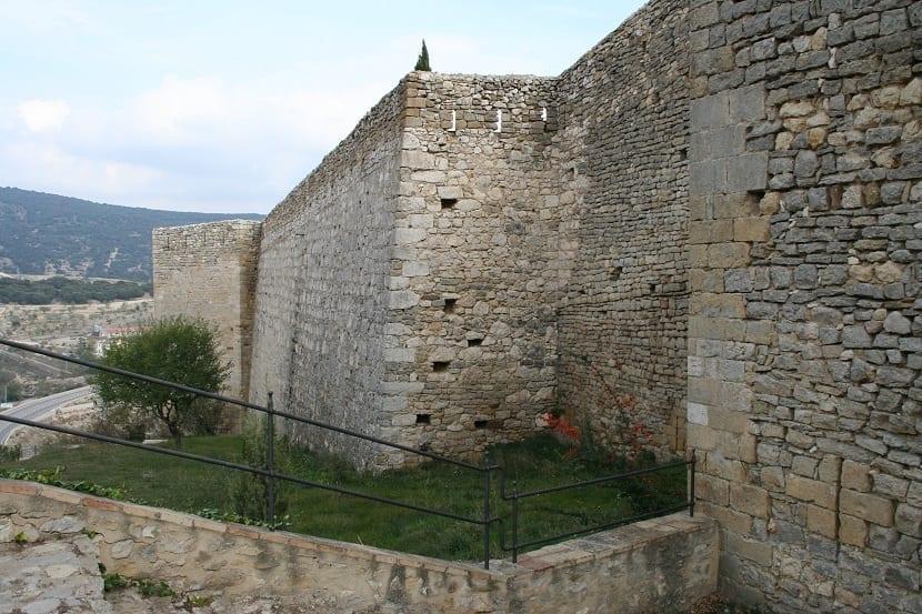 Muralla medieval Morella
