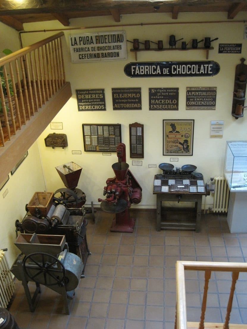Museo de chocolate Astorga