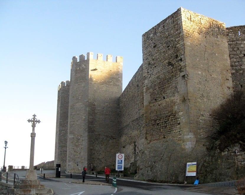 Puertas de entrada Morella