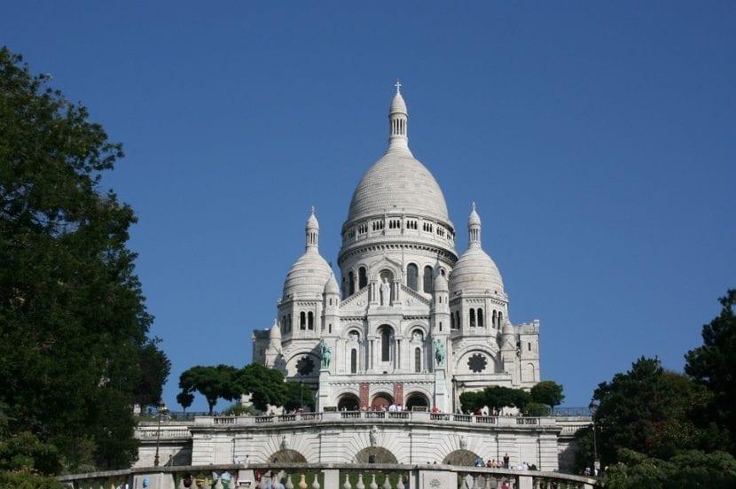 Sacre Coeur en Montmartre París