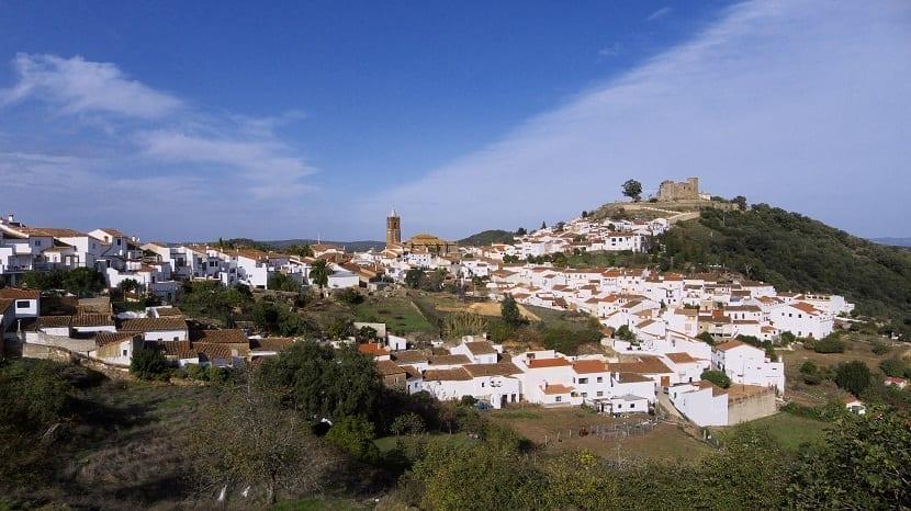 Cortegana Huelva