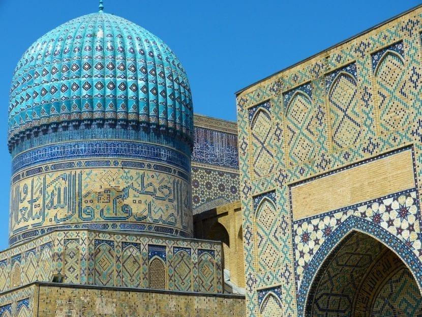 Madraza de Uzbekistán