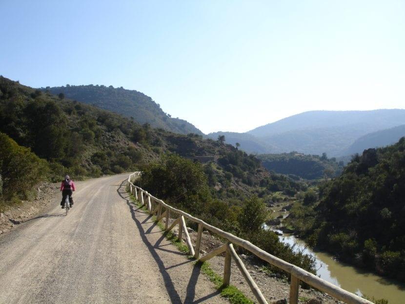 Qué ver en Sierra de Cádiz : Vía Verde