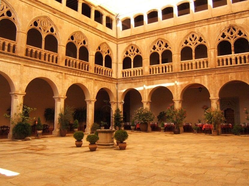 Horarios Monasterio Guadalupe