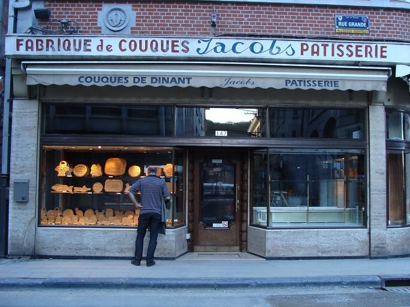 pastelerías de Dinant