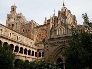 Historia del monasterio de Guadalupe