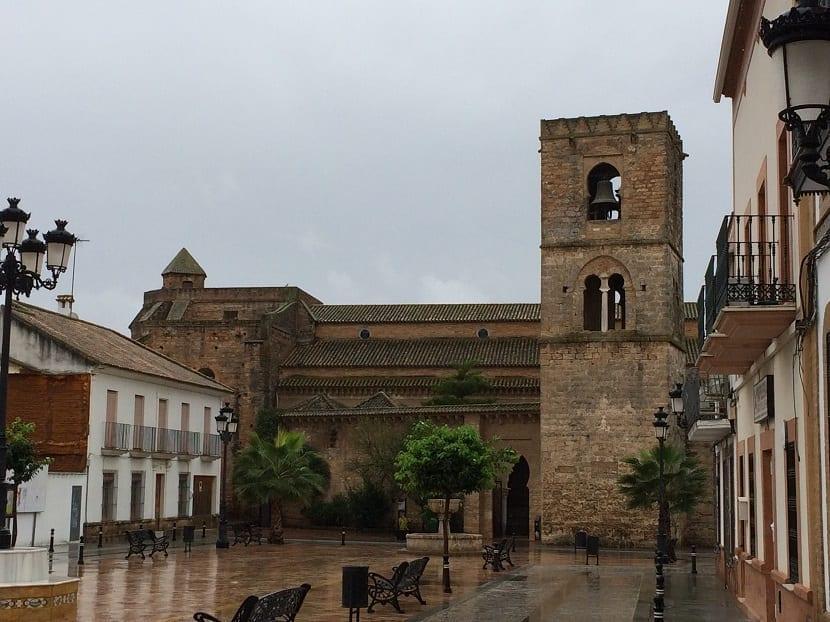 Iglesia de Niebla Huelva