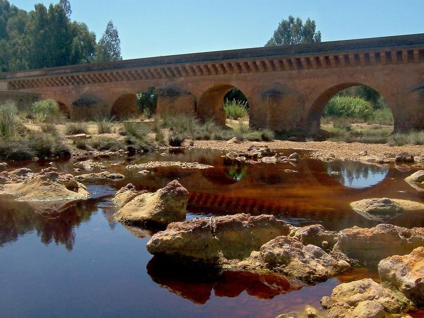 Puente romano de Huelva