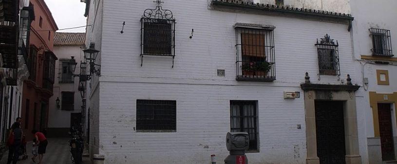 Plaza de Alfaro en Sevilla
