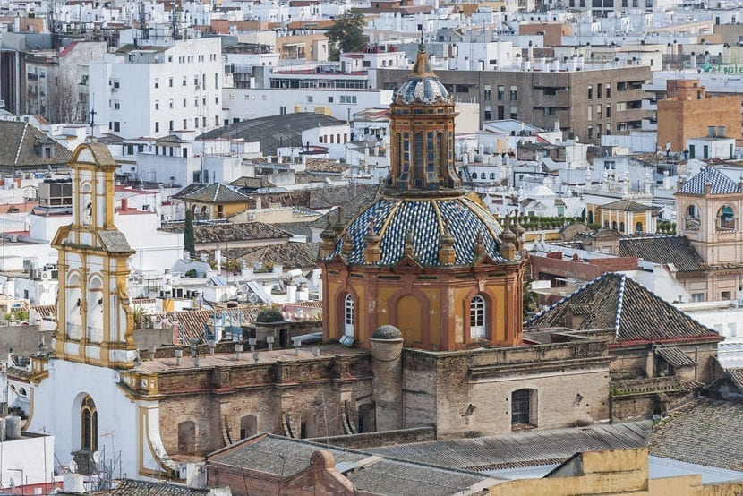 Iglesia de Santa Cruz de Sevilla