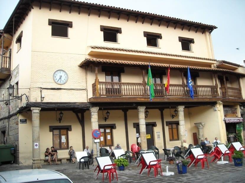Ayuntamiento Garganta la Olla