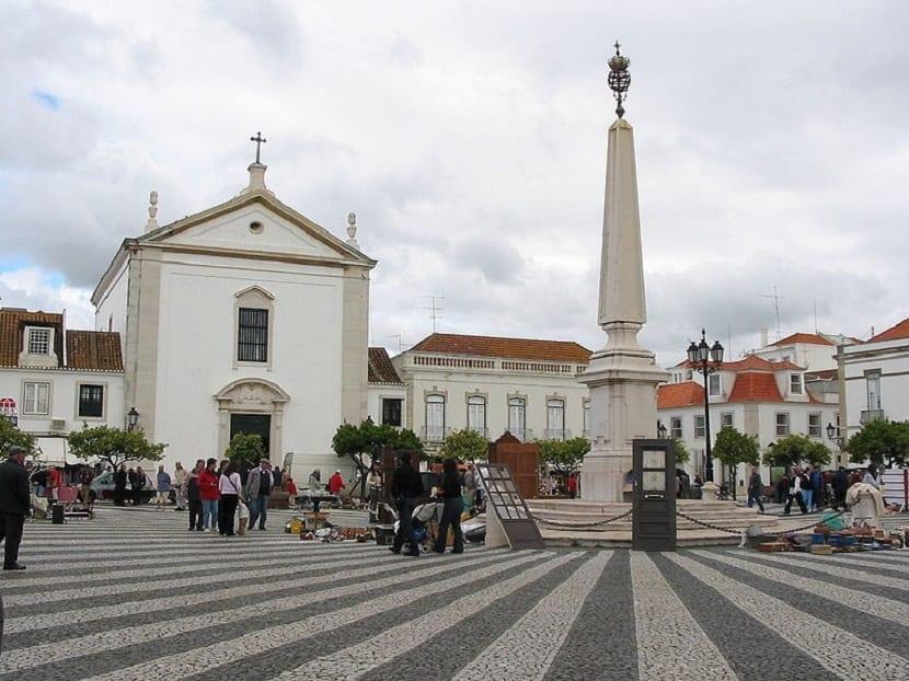 Iglesia Vila Real Santo Antonio