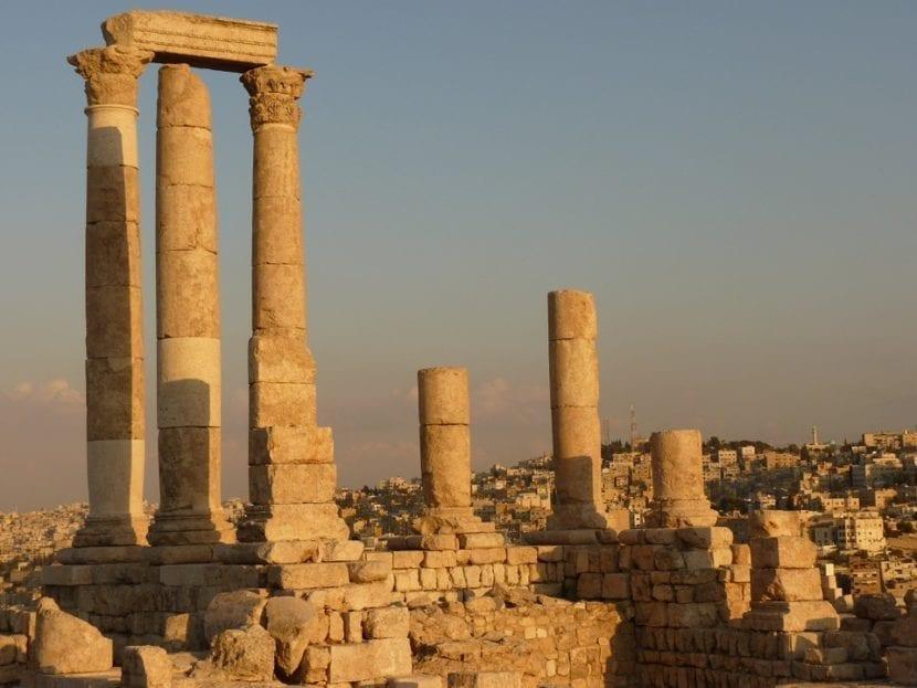 Ammán en Jordania