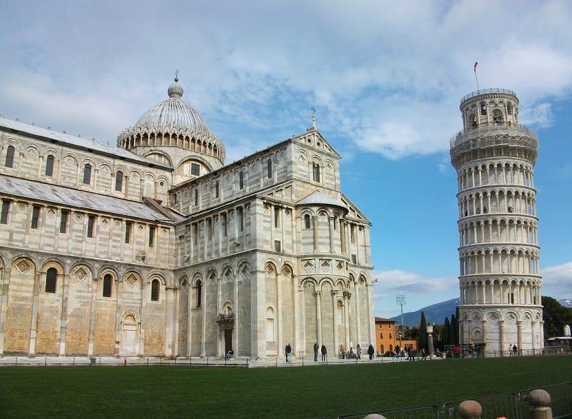 Cómo llegar a la Torre de Pisa