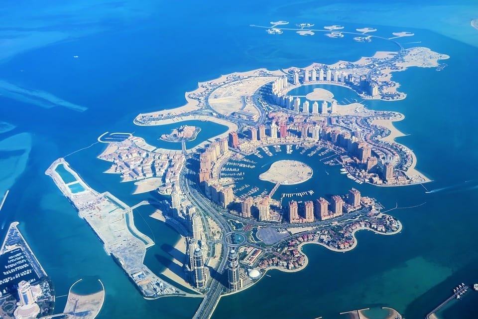 Doha en Qatar