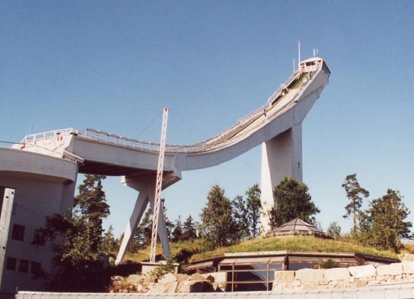 Museo del Esquí en Oslo