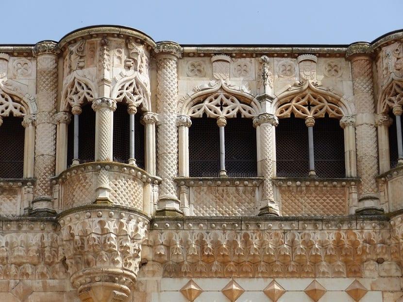 Historia del Palacio de Infantado