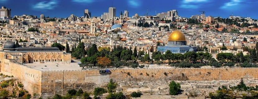 Jerusalén en Israel