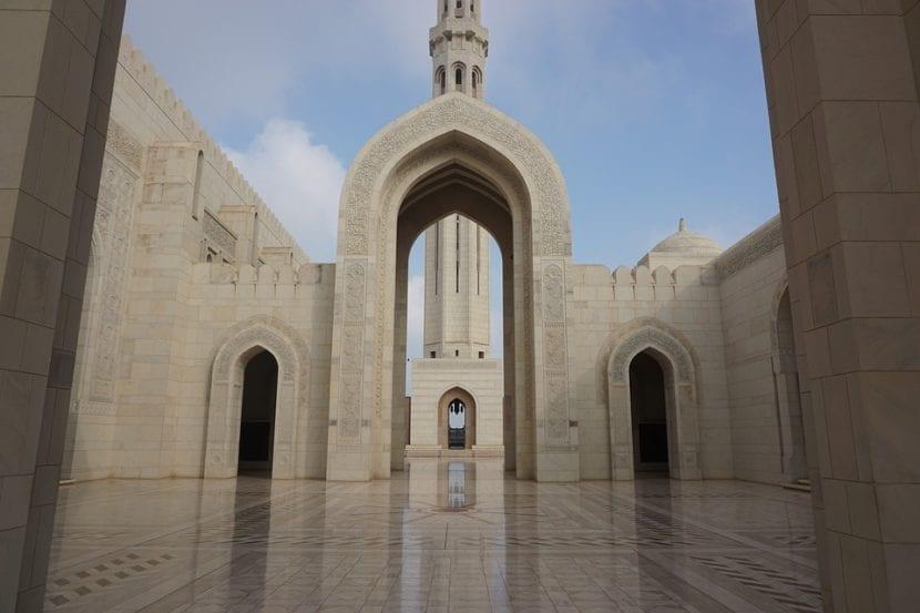 Mascate en Omán