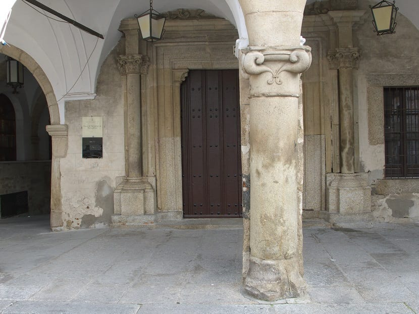 Palacios y casas de Trujillo