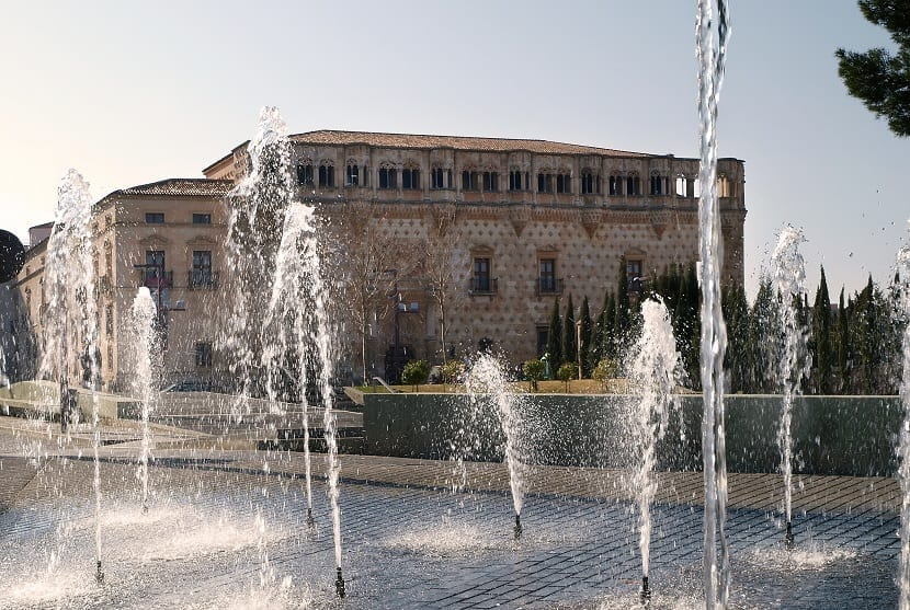qué ver en el Palacio de Infantado