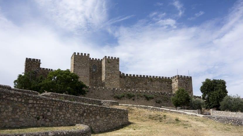Castillo Trujillo España