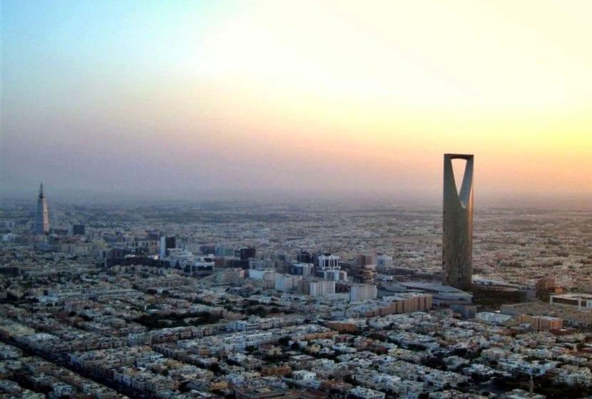 Riad en Arabia Suadita