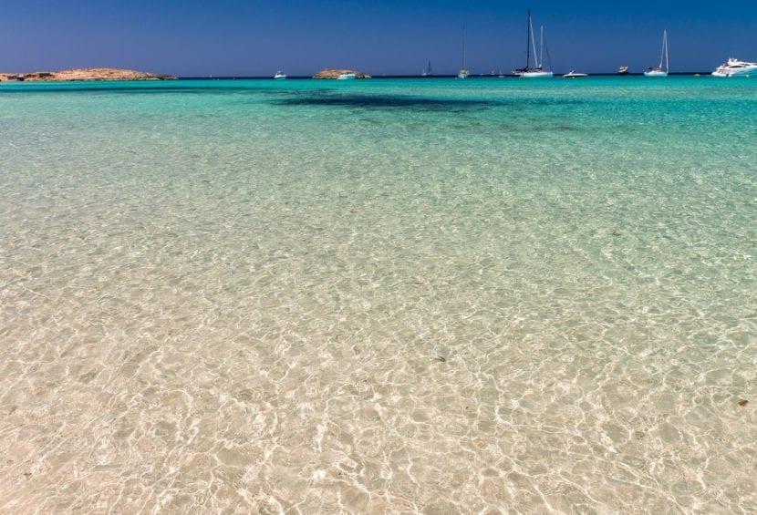 Ses Illetes en Formentera