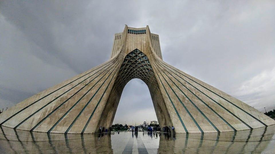 Teherán en Irán