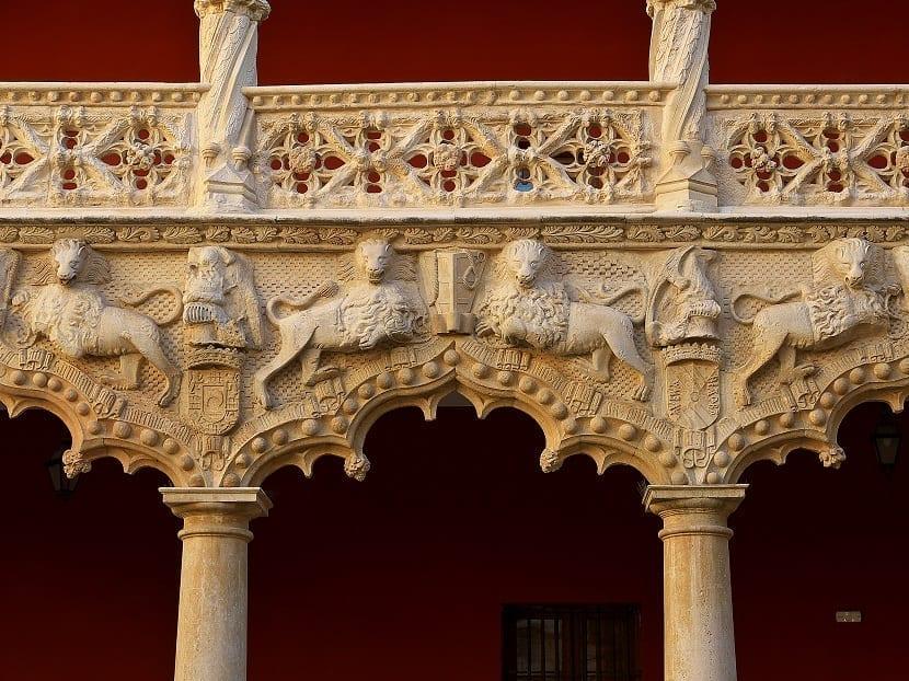 Visitar Palacio del Infantado