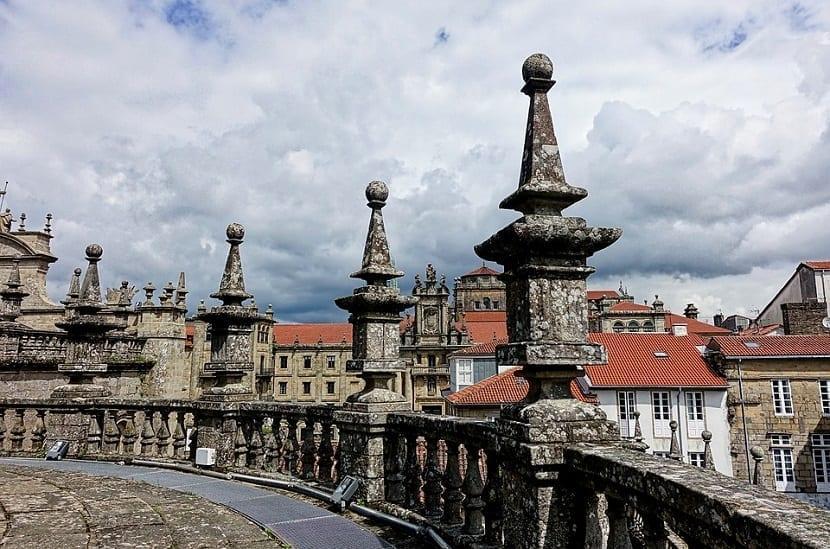 Mirador Santiago de Compostela