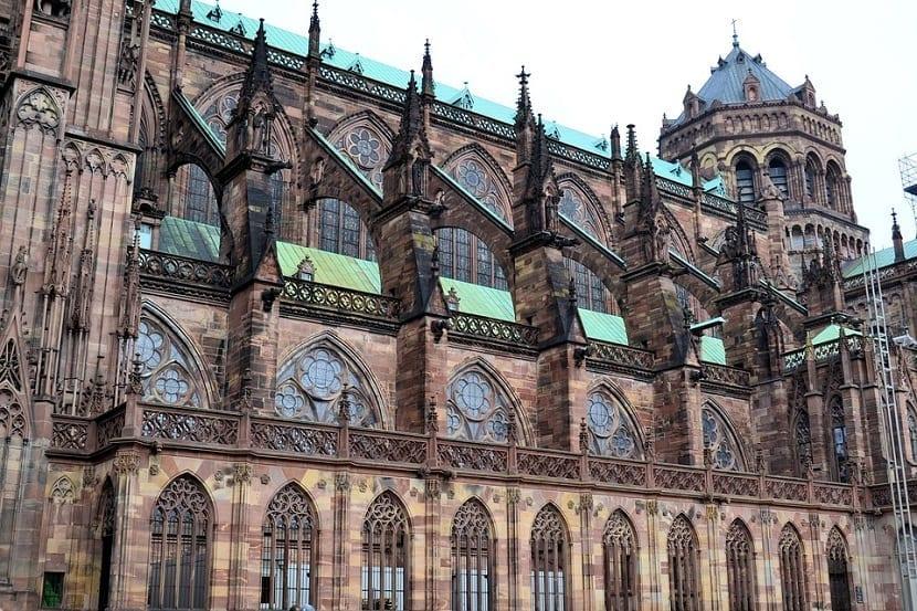 Horarios de la Catedral de Estrasburgo