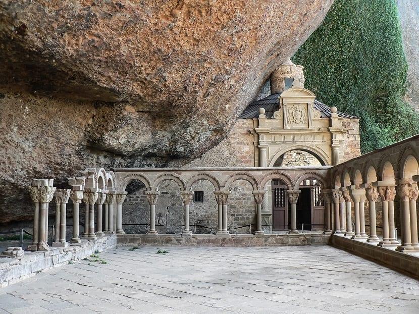 Monasterio Antiguo de San Juan de la Peña